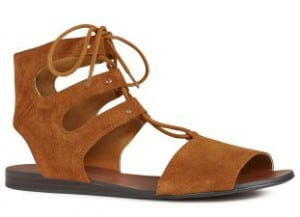 Galdiator sandals
