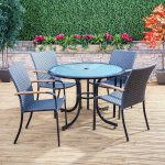 aluminium garden furniture