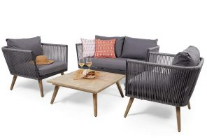 All Weather Aluminium Garden Furniture That Will Brighten Your Garden